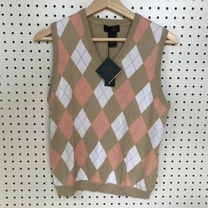 Brooks Brothers Sweaters - BNWT Brooks Brothers Argyle Sweater Vest